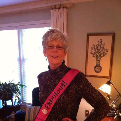 Mama Masters on November 23, 2012 celebrating the 30th Anniversary of Breast Cancer Diagnosis