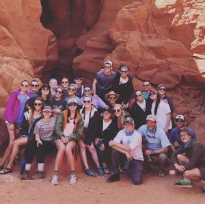 Antelope Canyon 2018